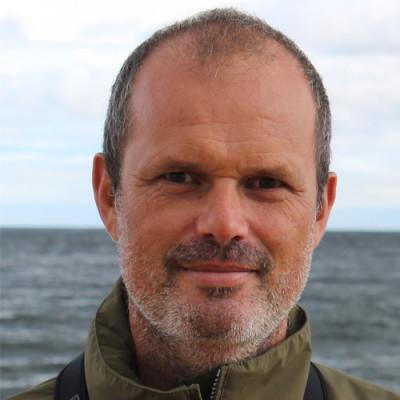 Portrait of Professor Erik Meijaard