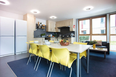 Keynes Flat kitchen