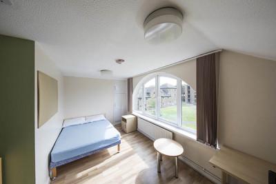 Darwin Studio Flat bedroom area