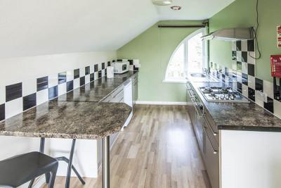 Darwin Studio Flat kitchen