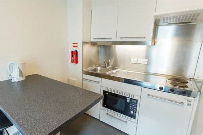 Keynes Studio Flat kitchen