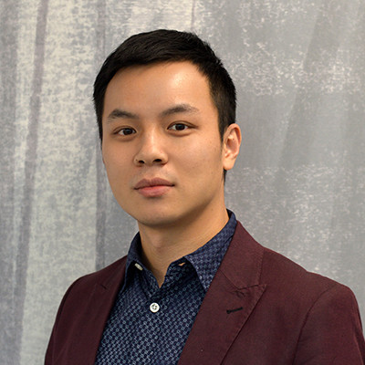 Portrait of Dr Eddie Luo