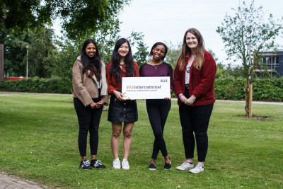 Student Global Officers at Kent