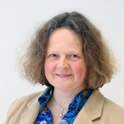 Portrait of Dr Ulrike Hotopp