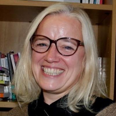 Portrait of Professor Chrissie Rogers