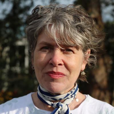 Portrait of Bernadine Farrell