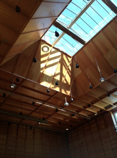 Rooflights in the Colyer-Fergusson