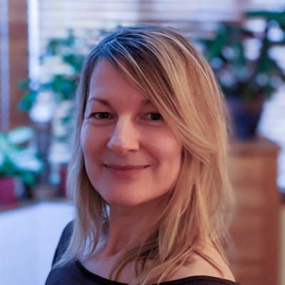 Portrait of Katie Van Sanden
