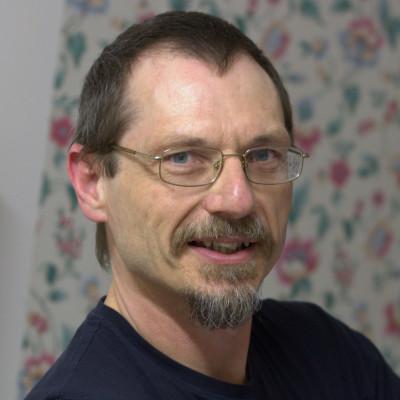 Portrait of David Barnes